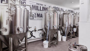 Napier Brewing
