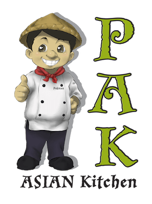 PAK Restaurant Logo