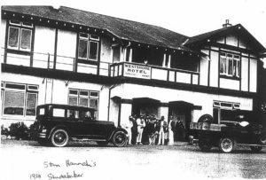 Westshore Beach Inn Photo From 1928