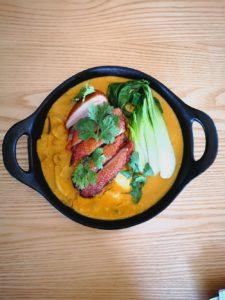 PAK Restaurant Dish
