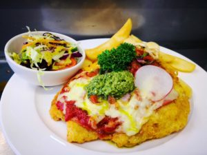 Chicken Parmigiene from menu