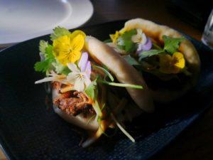 Duck Bao menu item